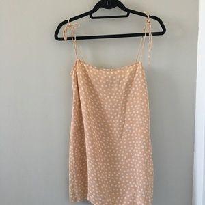 Reformation mini dress, Size 0